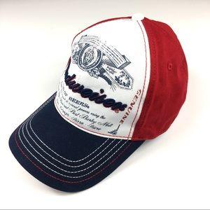 Budweiser Embroidered Logo Hat